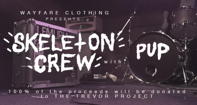 Skeleton Crew - PUP